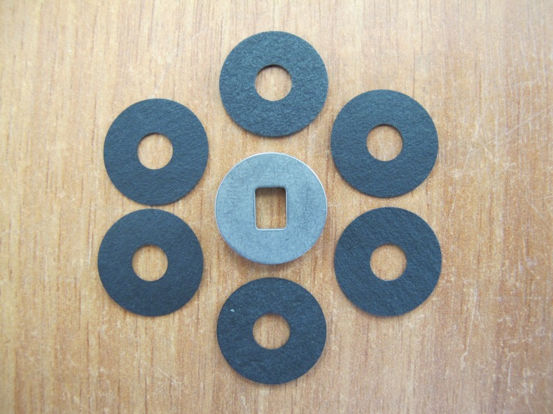 Shimano Replacement Spool Washers Set для рыболовной катушки на jpmania.ru