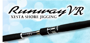 Xesta Shore Jigging Rod Runway VR на jpmania.ru