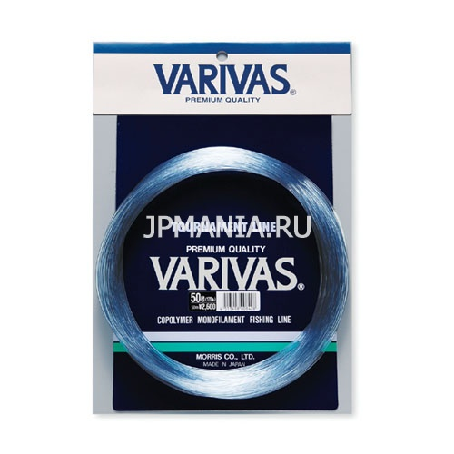 Varivas Monofilament Fishing Line на jpmania.ru
